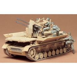 German Flakpanzer...