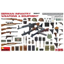 German infantry weapons and...