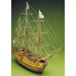 HMS Victory 1/78 piani di...