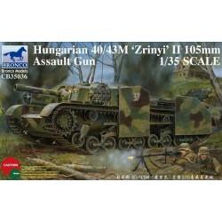 Hungarian 40/43M Zrinyi II...