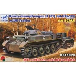 Panzerkampfwagen II (Fl)...