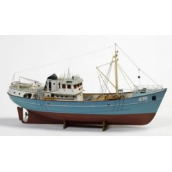 Nordkap North Sea trawler...