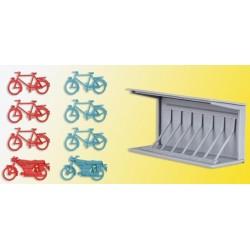 Kit stand per biciclette...