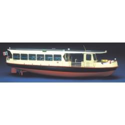 Venetian Passenger Motor Boat