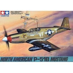 North American P-51B...