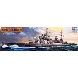 British Battleship King...