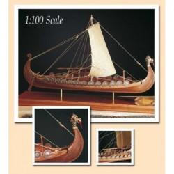 Viking ship Plans set
