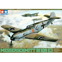 Messerschmitt Bf 109 E-3 1/48