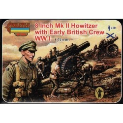 8 Inch Mk.II Howitzer with...
