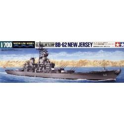 USS New Jersey BB-62 1/700