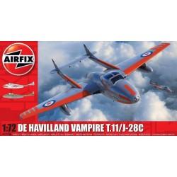 De Havilland Vampire T.11 /...