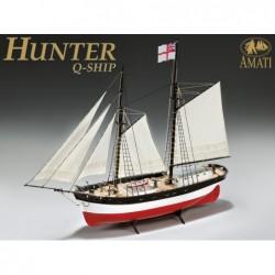 Q ship Hunter Boîte de montage
