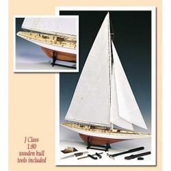 Rainbow J Class Yacht Wood...