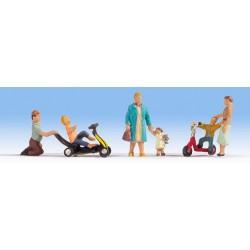 Genitori con bambini HO