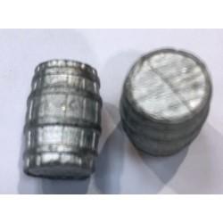 Botti in metallo 10x12 mm