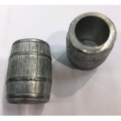 Botti in metallo 16x25 mm