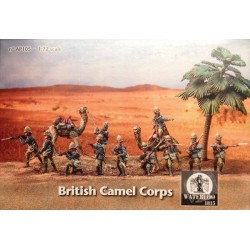 Metal British Colonial...