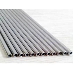 Tubo acciaio inox 0,5 mm...