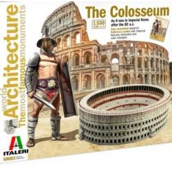 Colosseo di Roma model kit...