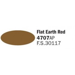 Flat Earth Red F.S. 30117...