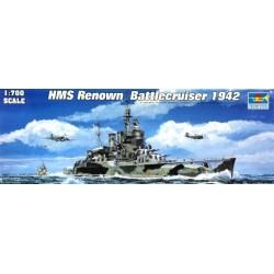 HMS Renown 1942 1/700