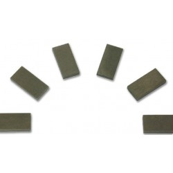 6 Magneti 10x5x1,5 mm con...