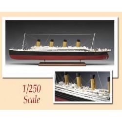 Titanic piani di costruzione