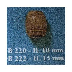 Botte 15 mm