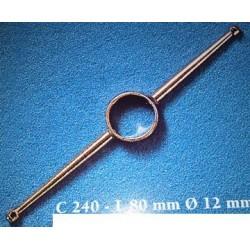 Crocetta 110 mm diametro 12