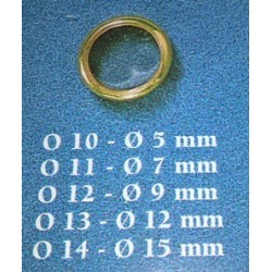 Oblò 7 mm 10 pezzi