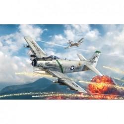A-1H Douglas Skyraider 1/48