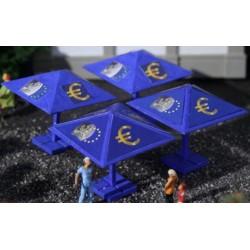 Kit Set 4 ombrelloni...
