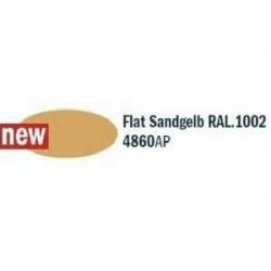 Flat Sandgelb RAL 1002 F.S....