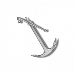 Admiralty type anchor iron...