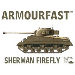 2 snap tank kits Sherman...