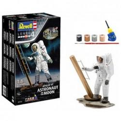 Apollo 11 Astronaut on the...