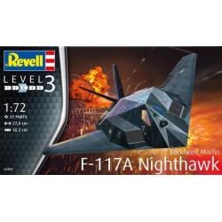F-117A Nighthawk Stealth...