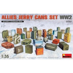 Allies Jerry Cans Set WWII...