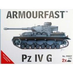 2 snap tank kits Pz.Kpfw.IV...
