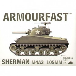 2 snap tank kits M4A3...
