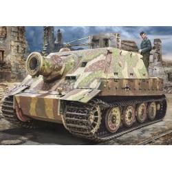 38 cm RW 61 auf Sturmmorser...