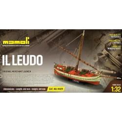 Leudo scale 1/32 Length 652...