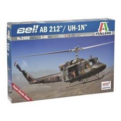 Augusta-Bell UH-1N AB-212 1/48