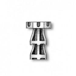 Vertical capstan 16 mm
