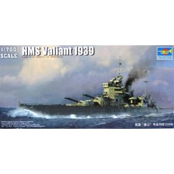 HMS Valiant 1939 Version 1/700