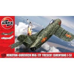 Mikoyan-Gurevich MiG-17F...