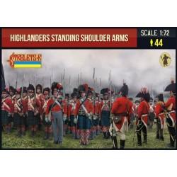 Highlanders Standing...