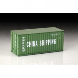 Shipping Container 20 Ft 1/24