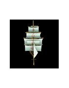 Modellismo navale statico scatole montaggio modelli navi e velieri piani di costruzione Kit in legno Amati Corel Mantua Mamoli