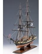 Modellismo navale statico scatole montaggio modelli navi e velieri Kit in legno Amati Corel Mantua Mamoli Artesania